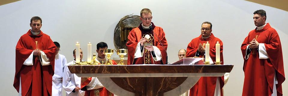 Parafia p.w. św. Antoniego Padewskiego w Redzie